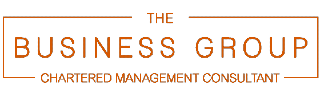 The Business Group logo